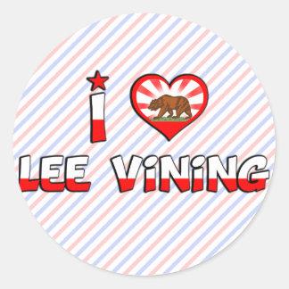 Lee Vining, CA Sticker