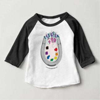 Lee Walker Fine Art Baby T-Shirt