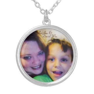 LeeAnn's Series Silver Plated Necklace