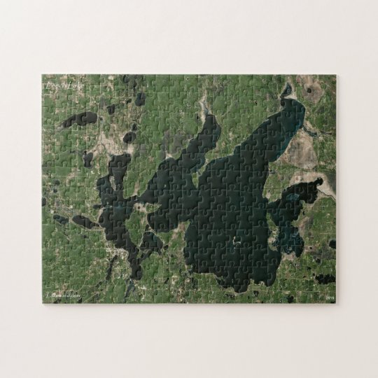 Leech Lake Jigsaw Puzzle