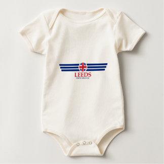 Leeds Baby Bodysuit