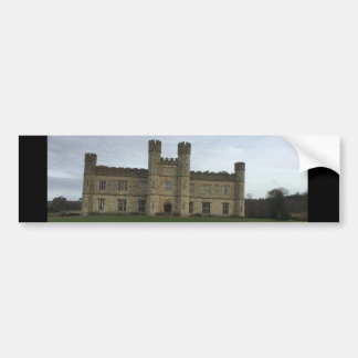 Leeds Castle Bumper Sticker