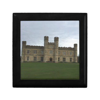 Leeds Castle Small Square Gift Box