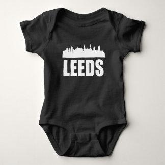 Leeds Skyline Baby Bodysuit