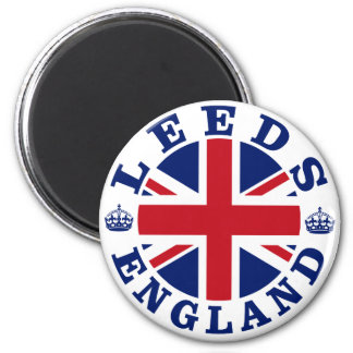 Leeds Vintage UK Design Magnet