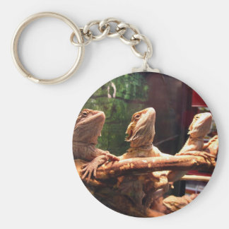 Leezard Trio Key Ring