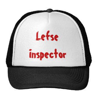 Lefse Inspector Cap