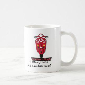 Left-Handed Coffee Mug
