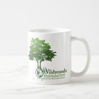 Left-handed Wildwoods Logo Mug with Motto