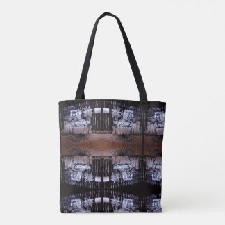 left to grow. tote bag