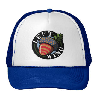 Left Wing Nut Hats