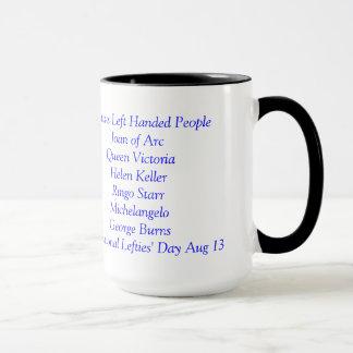 Lefties Only Coffee Mug