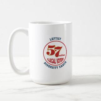 Leftist Diversity Sauce 1A mug