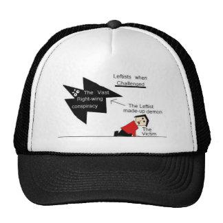leftists trucker hat