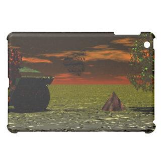 Leftover Earth Forms - CricketDiane Art Products iPad Mini Case