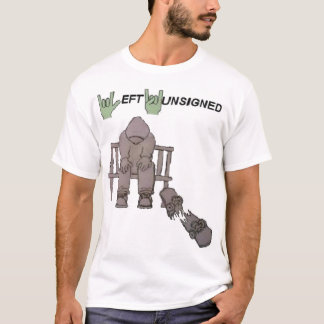 [LeftUnsigned] Skateboarding shirt