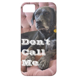 """Lefty """"Don't Call Me"""" iPhone Case - Old-A$$ Models"""