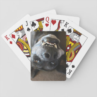 Lefty's Teef Playing Cards