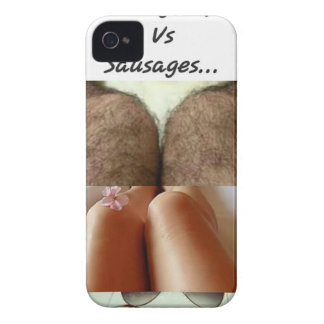 Leg Selfies Vs Sausages... iPhone 4 Covers