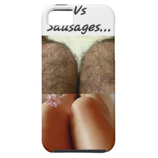 Leg Selfies Vs Sausages... iPhone 5 Cases