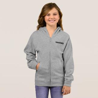 Legacy Girl's Basic Zip Hoodie