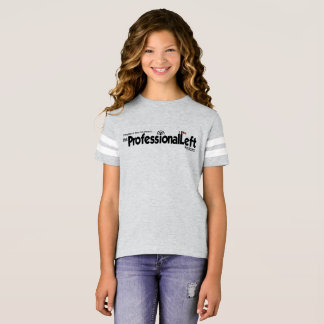 Legacy Girl's Football T-Shirt