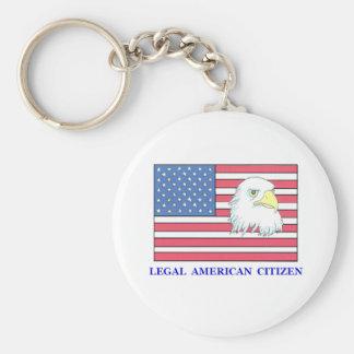legal citizen key ring