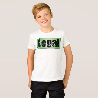 Legal Dreamer Boys T-Shirt