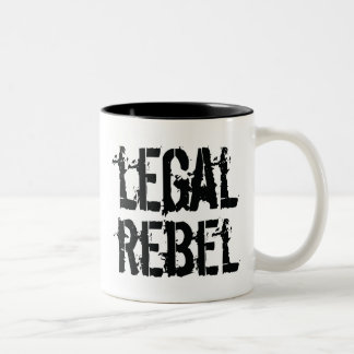 Legal Rebel Mug