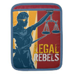 Legal Rebels iPad Sleeve