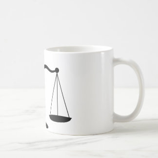 Legal Scales coffee mug