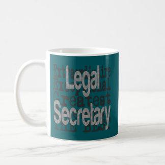 Legal Secretary Extraordinaire Coffee Mug
