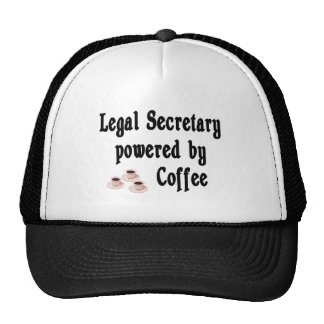 Legal Secretary Hat