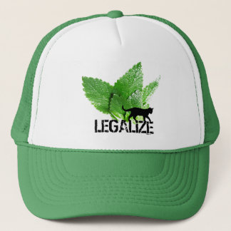 LEGALIZE TRUCKER HAT