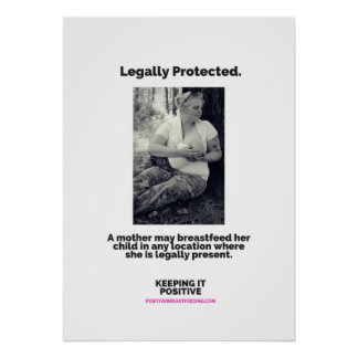 Legally Protected Poster (UK)