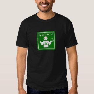 Legalze it tee shirt