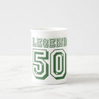 Legend At 50 Tea Cup