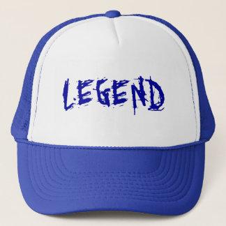 LEGEND BLUE TRUCKER HAT