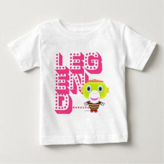 Legend-Cute Monkey-Morocko Baby T-Shirt