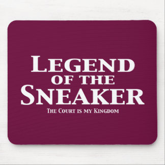 Legend of the Sneaker Gifts Mouse Pad