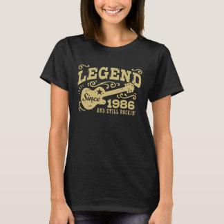 Legend Since 1986 T-Shirt
