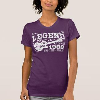 Legend Since 1988 T-Shirt