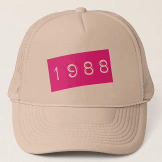 Legend since 1988 trucker hat