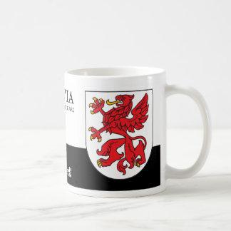 Legendary Creature Griffin from Jaunjelgava Latvia Coffee Mug