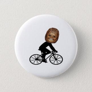 Legendary Cyclist 6 Cm Round Badge