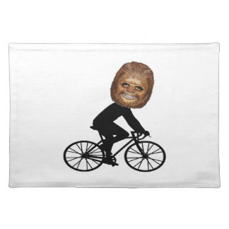 Legendary Cyclist Placemat