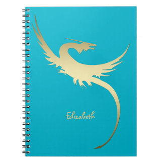 Legendary Dragon Notebook
