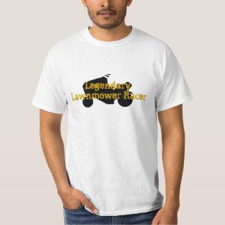 Legendary Lawnmower Racer - V2 T-Shirt