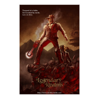 Legendary Realms - Cover Poster