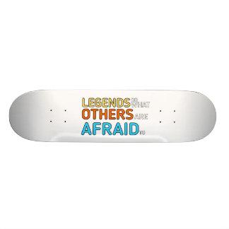 Legends + Colors Skate Skateboard Decks